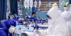 کاهش ۷۵ درصدی ورودی بیماران کرونایی به بیمارستان/ احتمال موج جدید کرونا در بهمن ماه