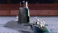 زیردریایی اسرائیل در راه خلیج فارس /پیام تل آویو به ایران چیست؟