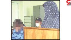 اعدام پسر جوان به خاطر زن خائن / فریبا دروغ گفته بود + عکس