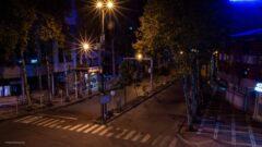 تردد شبانه در گیلان همچنان ممنوع است