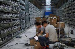 قبض برق ۴۰میلیاردی ماینر چینی در رفسنجان +عکس
