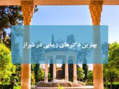 بهترین دکترهای زیبایی در شیراز