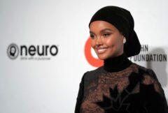 مدل معروف مسلمان بیخیال دنیای مد شد+ عکس