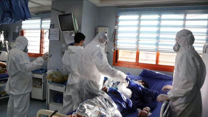 بستری کرونا 2 700x394 - بستری ۳۱۰ بیمار کرونایی بدحال در گیلان/ علائم سرماخوردگی همان کروناست