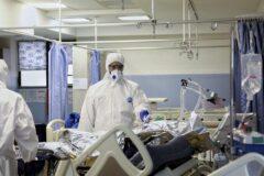 آخرین آمار کرونا در گیلان | بستری ۵۰۰ بیمار کرونایی در گیلان