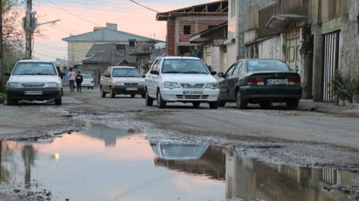 گزارش میدانی از وضعیت آسفالت و فاضلاب محله فخب رشت 3 700x393 - گزارش میدانی از وضعیت آسفالت و فاضلاب محله فخب رشت + تصاویر