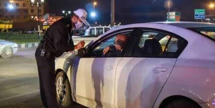 تخلف جریمه تردد شبانه 700x352 - اعمال قانون بیش از ۳۸ هزار دستگاه خودرو در گیلان