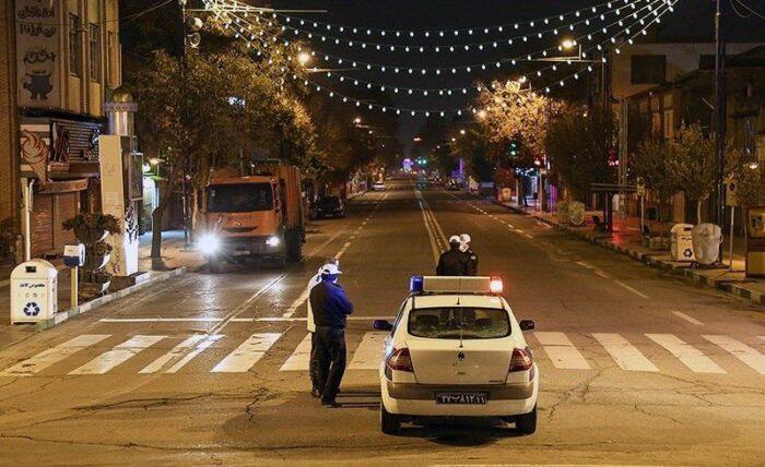 تردد شبانه 700x428 - تردد شبانه در گیلان همچنان ممنوع است