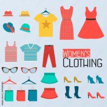 انواع لباس زنانه که در کمد هر خانم شیک پوش باید باشد