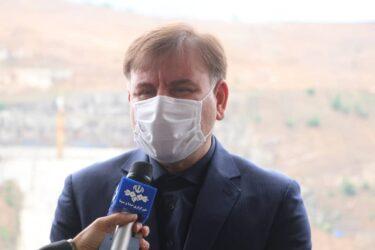 آبگیری آزمایشی سد مخزنی پلرود رودسر تا پایان خردادماه امسال