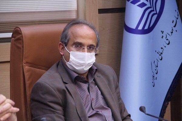ارسلان سالاری - ۶۵ درصد مردم گیلان دوز نخست واکسن کرونا را دریافت کرده اند