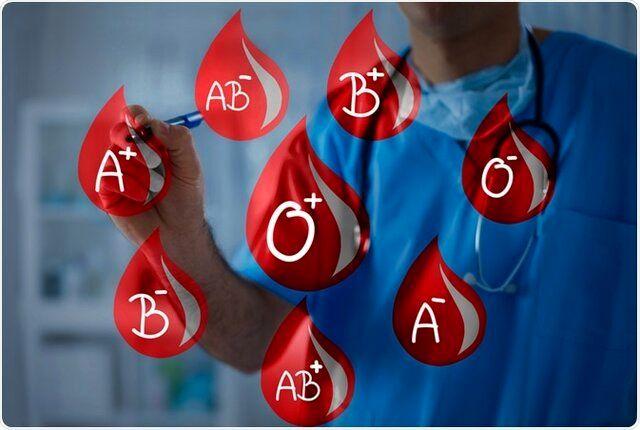 گروهخونی - این دو گروه خونی کمتر از دیگران به کرونا مبتلا می شوند!