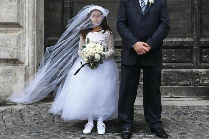 ازدواج کودک همسری 700x466 - ازدواج بیش از ۷۳۰۰ دختر ۱۰ تا ۱۴ ساله در پاییز ۹۹