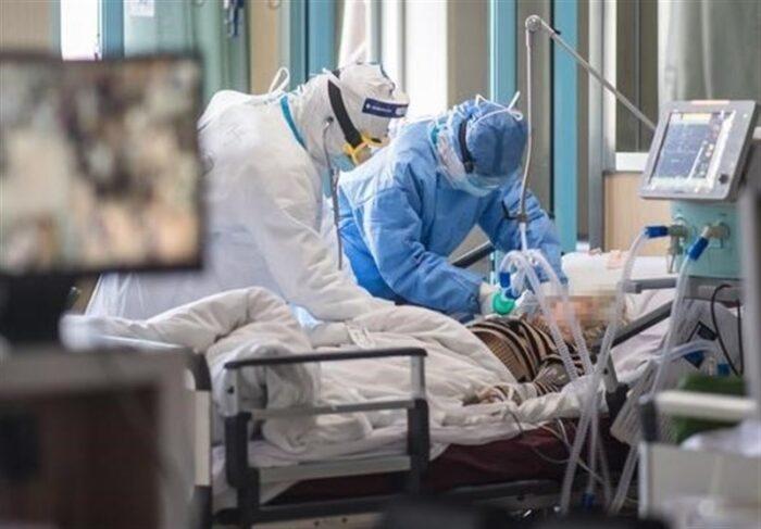 بستری کرونا 2 700x487 - مرگ ۱۷ نفر در گیلان بر اثر کرونا/ بستری ۳۲۷ بیمار کرونایی در شبانه روز گذشته