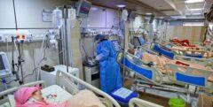 بستری ۷۶۷ بیمار کرونایی در گیلان/ افزایش پایگاههای شناور واکسیناسیون