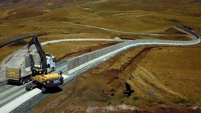ترکیه در مرز خود با ایران دیوار بتنی می کشد 700x394 - ترکیه در مرز خود با ایران دیوار بتنی می کشد