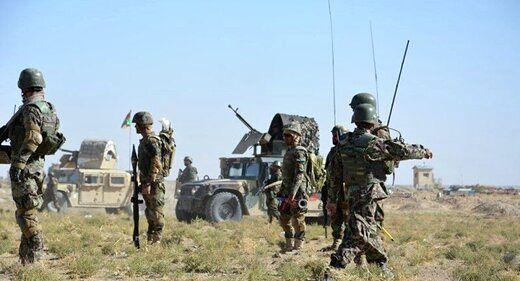 جنگ طالبان افغانستان - درگیری سنگین نزدیک مرز ایران/ اشغال ۱۵۰ منطقه افغانستان توسط طالبان