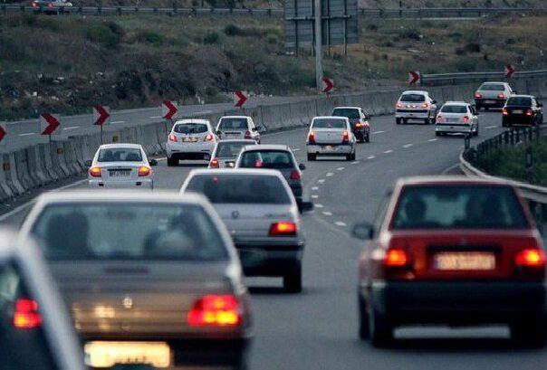 سفر مسافرت تعطیلات جاده ترافیک - تعطیلات 6 روزه و بازار داغ گردشگری در گیلان/ کرایه نجومی خودروی پلاک رشت
