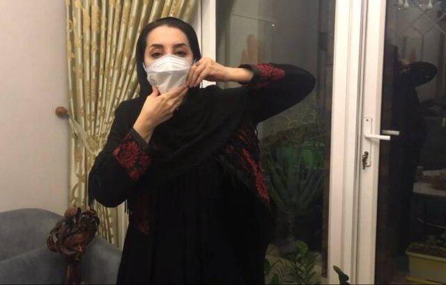 فلج شدن فک سحر جعفری جوزانی - توضیح و پیگیری نظام پزشکی درباره پرونده پزشکی فلج شدن فک یک بازیگر: پوزش می خواهیم