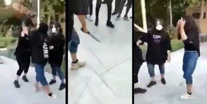 هلیا دختر قمه کش اصفهانی 700x352 - حکم دادگاه هلیا دختر قمهکش اصفهانی صادر شد! + جزئیات