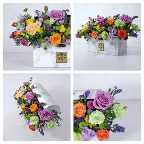 92638 eku30l 500x500 - انواع جعبه گل در اینستاگرام؛ معرفی پیج و نحوه خرید