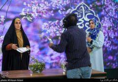 توبیخ مجری زن صدا و سیما به علت سخنان جنجالی+عکس