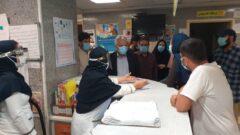 اختصاص کلینیک تخصصی بیمارستان دکتر پیروز جهت درمان سرپایی بیماران کرونایی