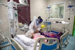 بستری ۳۴۰ بیمار طی شبانه روز گذشته/ شهروندان علائم سرما خوردگی را جدی بگیرند