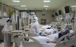 آمار بستری های کرونایی در گیلان به ۶۹۵ بیمار رسید