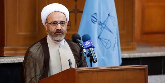 حجتالاسلام والمسلمین محمد مصدق 700x352 - معاون اول قوه قضائیه گفت: موضوع انتشار تصاویر زندان اوین در دست بررسی است