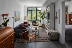 ایدههایی برای طراحی دکوراسیون خانه کوچک و امروزی
