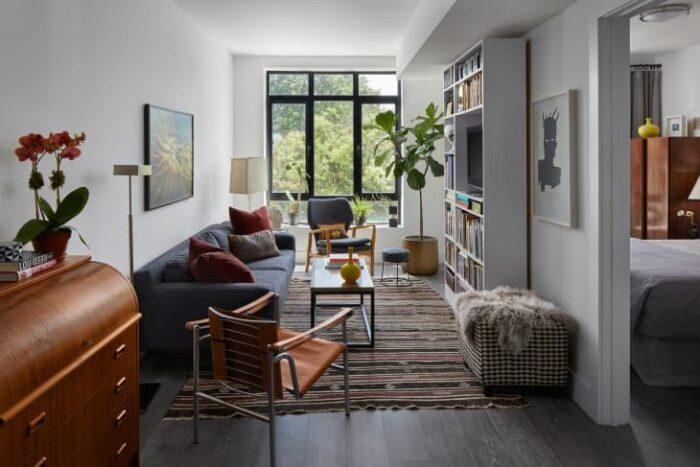 طراحی دکوراسیون خانه 1 700x467 - ایدههایی برای طراحی دکوراسیون خانه کوچک و امروزی