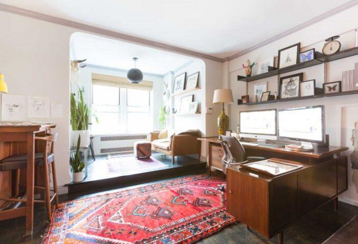 طراحی دکوراسیون خانه 6 700x478 - ایدههایی برای طراحی دکوراسیون خانه کوچک و امروزی
