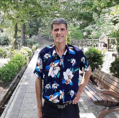 فرامرز رشیدی نژاد 502x500 - «فرامرز راکی»، هنرمند مردمی گیلان درگذشت