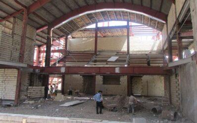 دریافت بودجه قابل توجه برای تکمیل مجتمع فرهنگی و هنری لاهیجان