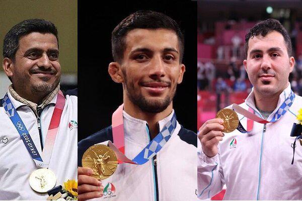 پرونده ایران در المپیک توکیو با ۳ طلا، ۲ نقره و ۲ برنز بسته شد - پرونده ایران در المپیک توکیو با ۳ طلا، ۲ نقره و ۲ برنز بسته شد