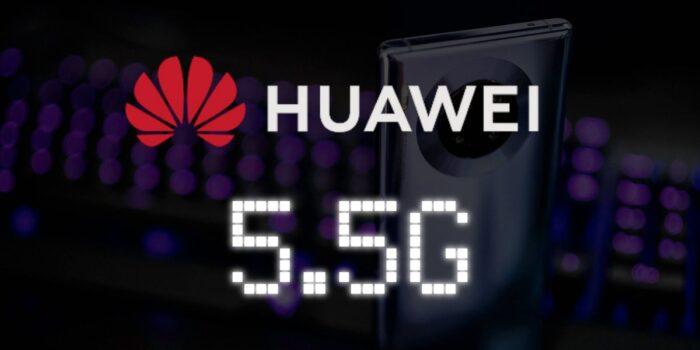 5.5G 700x350 - هواوی به دنبال ارتباط اینترنت 5.5G ؛ افزایش سرعت تا 10 برابر نسبت به 5G