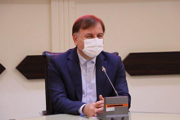 ارسلان زارع - رتبه استان گیلان در تزریق واکسن کرونا بالاتر از میانگین کشوری است