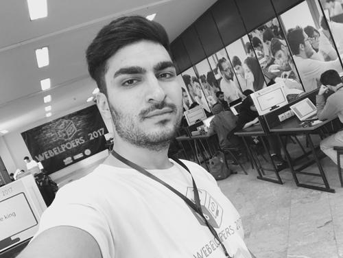 امیرحسین اشرفی 3 - آشنایی با امیرحسین اشرفی برنامه نویس مطرح کشور