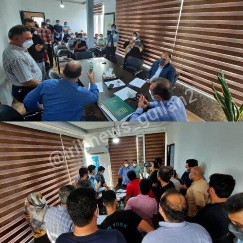 انتخاب شهردار سیاهکل 500x500 - جلسه انتخاب شهردار سیاهکل به جنجال کشیده شد!