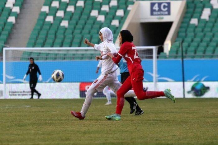 تیم ملی فوتبال 700x466 - صعود تاریخی تیم ملی فوتبال بانوان به جام ملت های آسیا