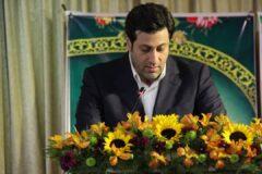 آیین معارفه رضا زندهدل بهعنوان شهردار لاهیجان برگزار شد