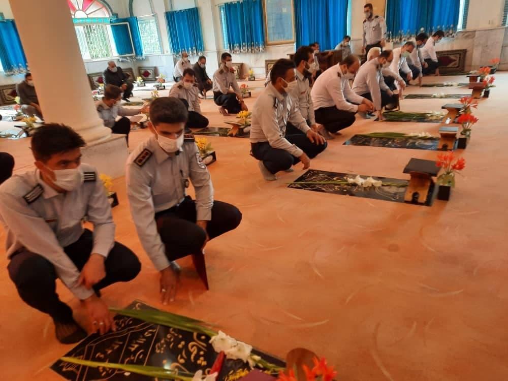 روز آتش نشانی و ایمنی 1 - گزارش تصویری مراسم روز آتش نشانی و ایمنی در لاهیجان