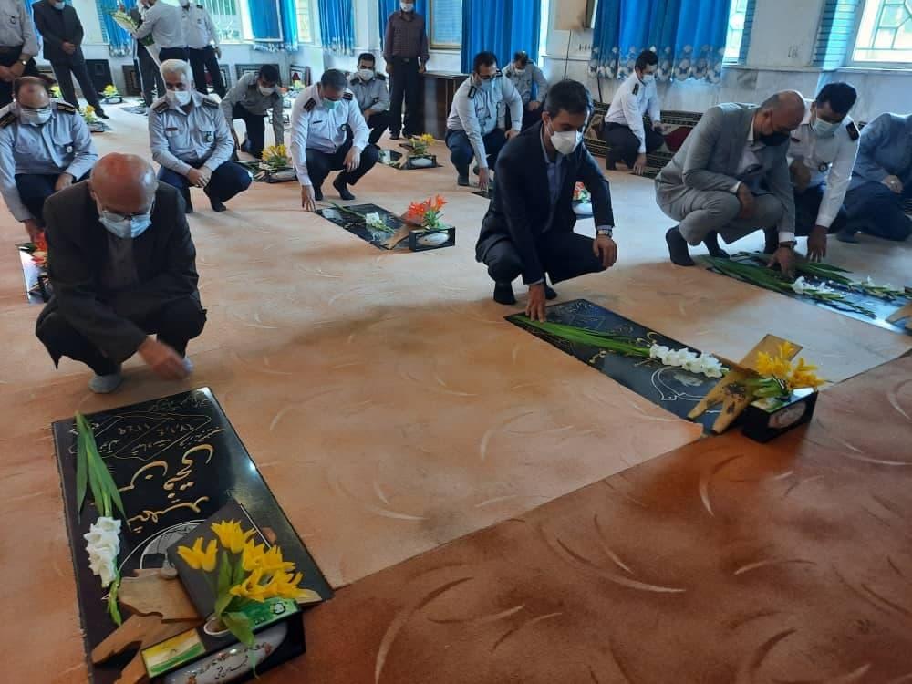 روز آتش نشانی و ایمنی 4 1 - گزارش تصویری مراسم روز آتش نشانی و ایمنی در لاهیجان