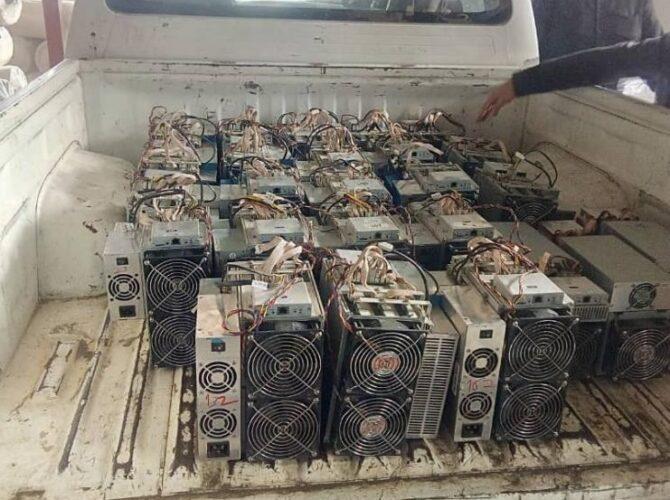 شناسایی ۵ هزار دستگاه استخراج غیرمجاز رمز ارز در گیلان 670x500 - شناسایی ۵ هزار دستگاه استخراج غیرمجاز رمز ارز در گیلان