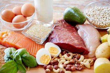 علائم کمبود پروتئین در بدن و منابع تأمین آن