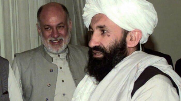 مولوی محمد حسن آخوند 700x393 - بخشنامه طالبان درباره ازدواج، تحصیل و کار زنان/ بیوه های زیر ۳۵ سال را به عقد مجاهدین اسلام در آورید