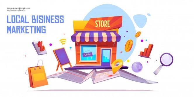 کسب و کارهای محلی - بهترین روش تبلیغات برای کسب و کارهای محلی