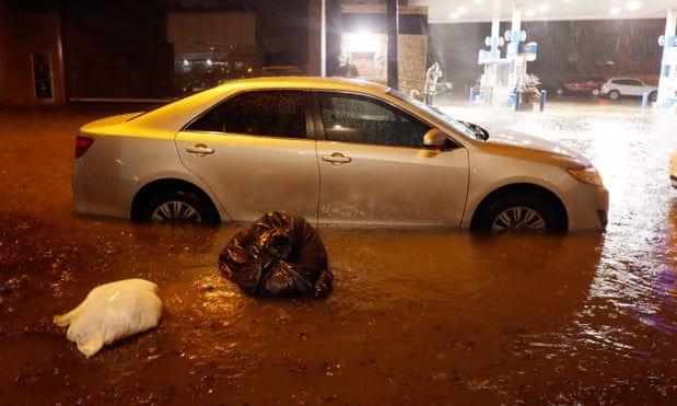 XJujpbSfYyJP - نیویورک زیر آب رفت/ وضعیت اضطراری اعلام شد+ عکس