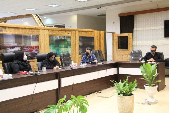 اولین نشست خبری مدیریت شهری لاهیجان 2 700x467 - اولین نشست خبری مدیریت شهری لاهیجان با حواشی برگزار شد!